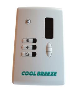 CoolBreeze QM Wall Control 10 Speed - Manual