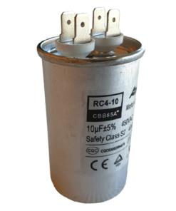 10uF (10MFD) Capacitor 450VAC