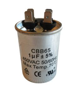 1uF (1MFD) Capacitor 450VAC