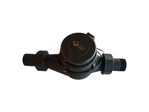 """1.5"""" inch 40mm Flow meter customised to suit Hunter Hydrawise WiFi Controller ( 10L/pulse)"""