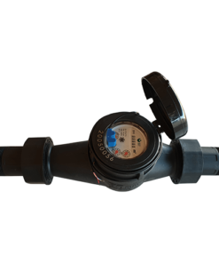 Flow meter customised to suit Hunter Hydrawise WiFi Controller