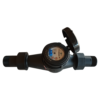 Flow meter customised to suit Hunter Hydrawise WiFi Controller ( 10L/pulse)