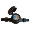 """1"""" inch 25mm Flow meter customised to suit Hunter Hydrawise WiFi Controller ( 10L/pulse)"""