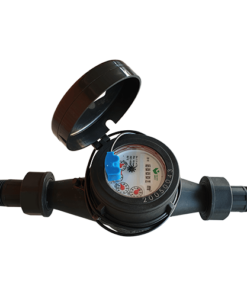 "1"" inch 25mm Flow meter customised to suit Hunter Hydrawise WiFi Controller ( 10L/pulse)"