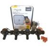 Orbit B-hyve WiFi Controller 4 Station-4x 19mm Barb Manifold Solenoid Valves Combo -FreeSensor
