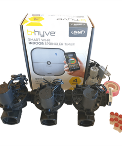 Orbit B-hyve WiFi Controller 4 Station-3x 1