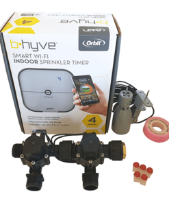 Orbit B-hyve WiFi Controller 4 Station-2x 3/4