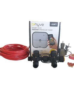 Orbit B-hyve WiFi Controller 4 Station-2x 3/4