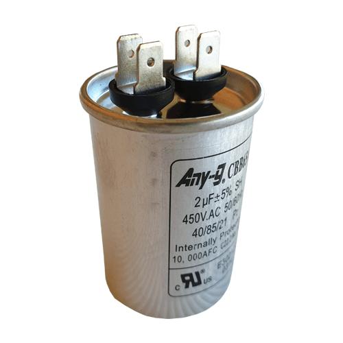 2uF (2MFD) Capacitor 450VAC