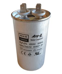 35uF (35MFD) Capacitor 450VAC