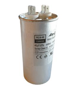 40uF (40MFD) Capacitor 450VAC