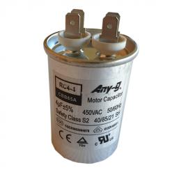 4uF (4MFD) Capacitor 450VAC