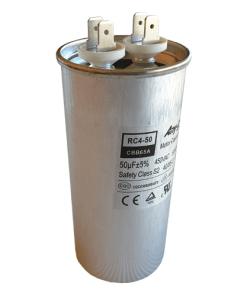 50uF (50MFD) Capacitor 450VAC