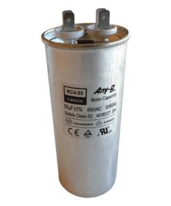 55uF (55MFD) Capacitor 450VAC