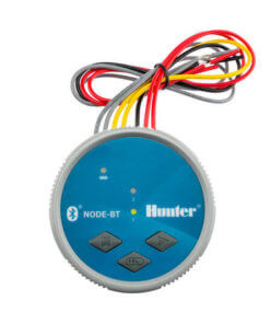 Hunter NODE BT 200 (Bluetooth) 9V Battery Irrigation Controller-Two Station - Free Rain sensor
