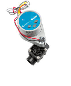 Hunter NODE BT 100 (Bluetooth)-VALVE-B 9V Battery Irrigation Controller-Single Station - Free Rain sensor
