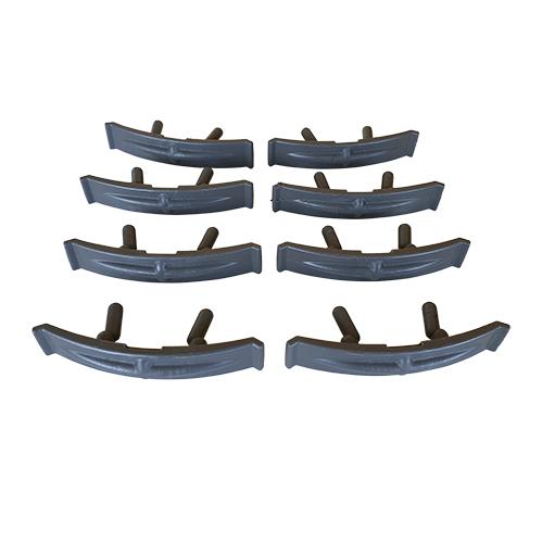 Breezair / Braemar Pad Frame Corner Clip #541679 - Set of Qty 8